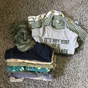 13 piece Old Navy Lot 4T